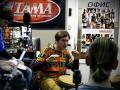 Открытый урок от студии перкуссионных барабанов «Школа Барабанов Мира» по джембе в Музторге